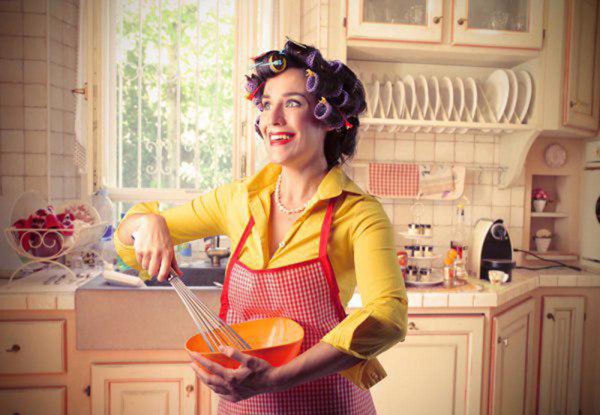Толстые на кухне, Толстушки на кухне - видео top Her Flesh HD 4 фотография